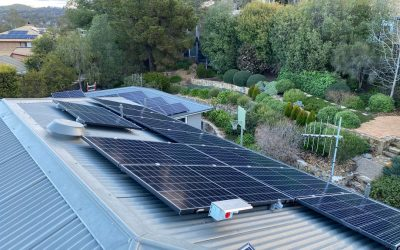 4 Key Components of an Off-grid Solar Panel Setup in Canberra